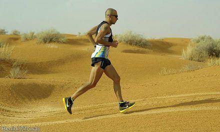 Gianluca Giuttari sin rival en el 'retorno' de los 100km del Sahara