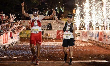 François d'Haene y Benoit Girondel comparten la victoria en La Diagonale des Fous 2018
