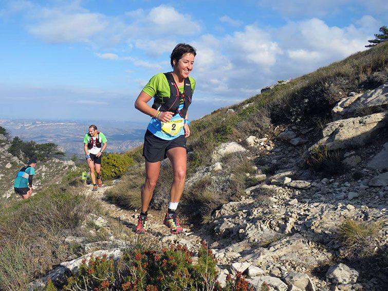 """a723b9272 Montse Martínez Guerrero  """"el Trail Running español está lleno de  favoritismos e injusticias"""""""