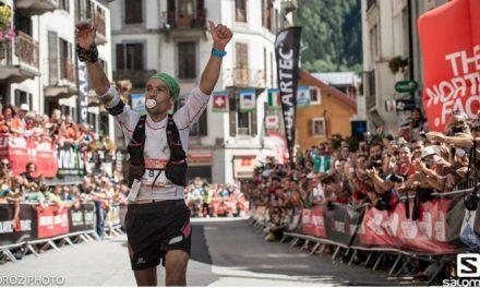 ¿Cuáles son los mejores cronos de corredores españoles en el Ultra Trail del Mont Blanc?