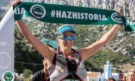 Zait Ait Malek y Beth Pascall arrasan en la Euráfrica Trail