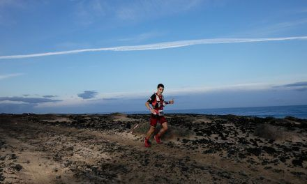 """David Lutzardo: """"Lo importante son las piernas, me vale un reloj que me marque kilómetros y pulso"""""""