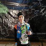 """Laura Benítez Jiménez: """"Tan sólo llevo 2 años compitiendo por montaña pero casi toda mi vida haciendo deporte"""""""
