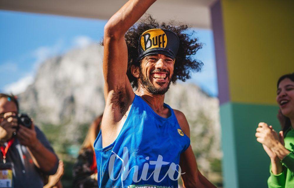Los imparables días de Zaid Ait Malek al ganar 4 carreras en 5 días