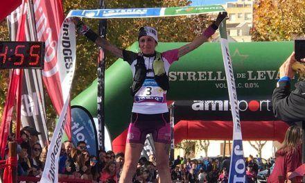 Así fue la carrera de Azara García y Albert Pujol para ser Campeones de España  de Trail Running RFEA