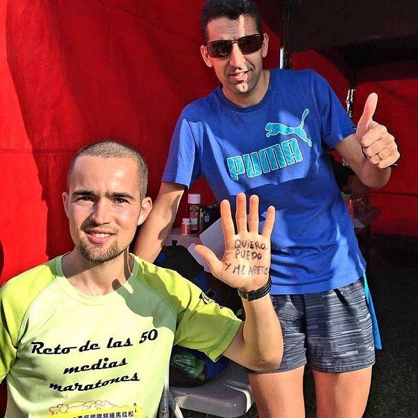 Iván Penalba mejor ultrafondista del mundo tras vencer en las 24 horas de Taipei
