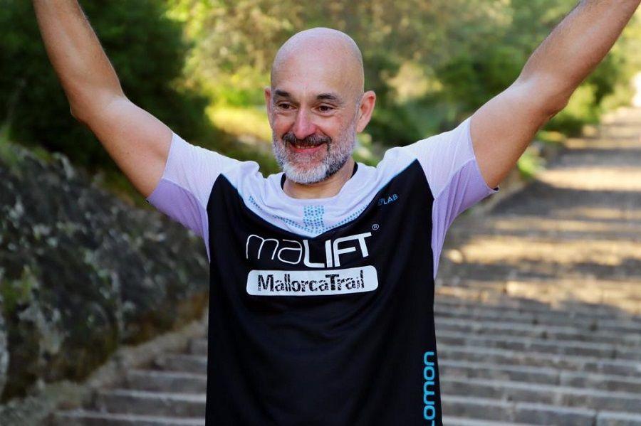 Luis Páez Almodovar asciende más de 69.000 escalones en su particular #Everesting