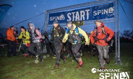 24 horas de The Spine Race: Eugeni Roselló, Eoin Keith y Jasmin Pais lideran la carrera