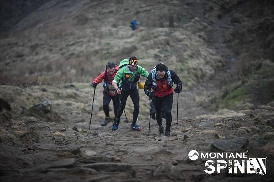 Este domingo llega The Spine Race, ¿quizás la ultratrail más dura del mundo?