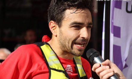 Alejandro Forcades pisa fuerte en Lloseta Xtrem por delante de Zaid Ait y Luis Alberto Hernando