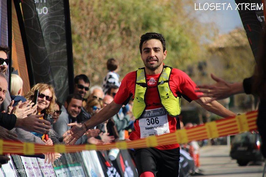 """Alejandro Forcades: """"Este año me gustaría hacerlo muy bien en Zegama-Aizkorri"""""""