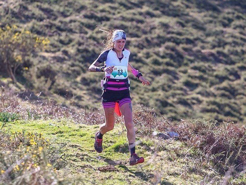 Azara García de los Salmones 'vuela' con récord en la 27 Kangas Mountain 2019