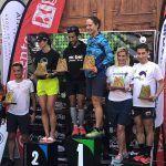 Crístofer Clemente y Zaid Ait Malek comparten victoria en la Carrera por Montaña Guía de Isora