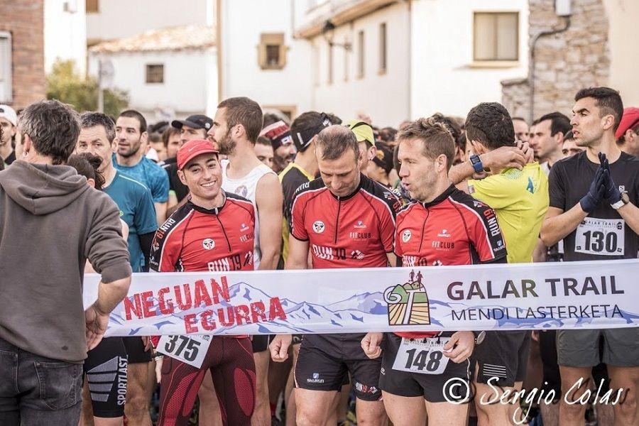 Cendea de Galar volcada con Galar trail, una de las carreras con mayor proporción de voluntarios por corredor.