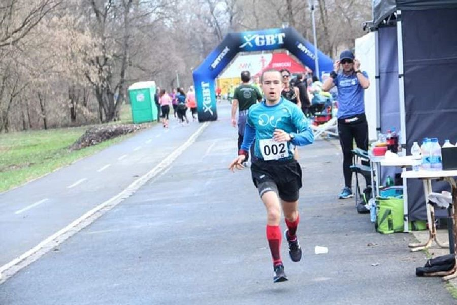 Iván Penalba: victoria, récord personal de 100km en Belgrado y 20 meses imbatido