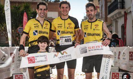 El Club Mur i Castell monopoliza el podio de la Marxa a Peu per Borriol 2019