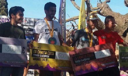 Zaid Ait Malek 'golpea' de nuevo en la Carrera por Montaña La Cameta Coixa