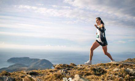 Yngvild Kaspersen: 1h14' en medio maratón y récord del Trail Cap de Creus
