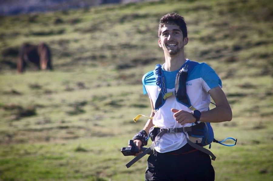 Personas humanas del trail running: Biel Ràfols