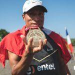 Remigio Huaman y Eugenia Gil se llevan la I Volcano Ultramarathon