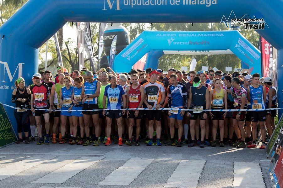 Los Tajos Skyrace 'coge las riendas' de la Copa de España FEDME con récord de participantes
