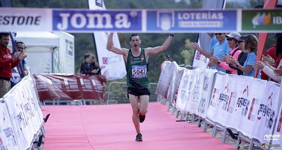 Enrique Meneses y Virginia Pérez son los 'Reyes' de España del Trail Running 'corto'