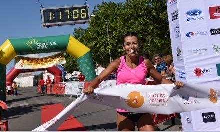 """Gemma Arenas: """"Competí este domingo porque me dejó la RFEA y lo necesitaba"""""""
