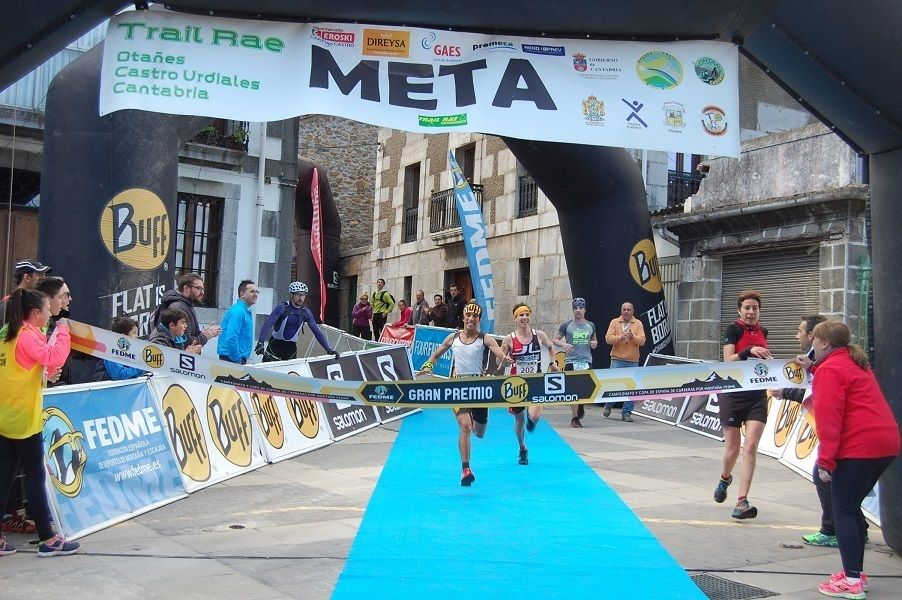 Gran quiniela de favorit@s en Trail Rae de Otañes para llevarse el Campeonato de España de CxM FEDME