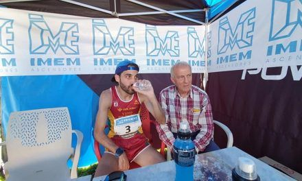 Javier Martín y Trinidad Romero son los 'Reyes' de España de los 100km en ruta