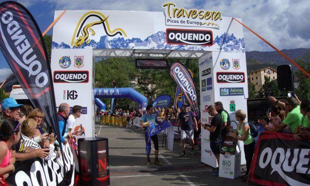Manuel Merillas fulmina su propio récord de La Travesera de Los Picos de Europa