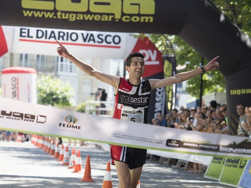 Los vencedores de la Zumaia Flysch Trail podrían ganar 4.700€