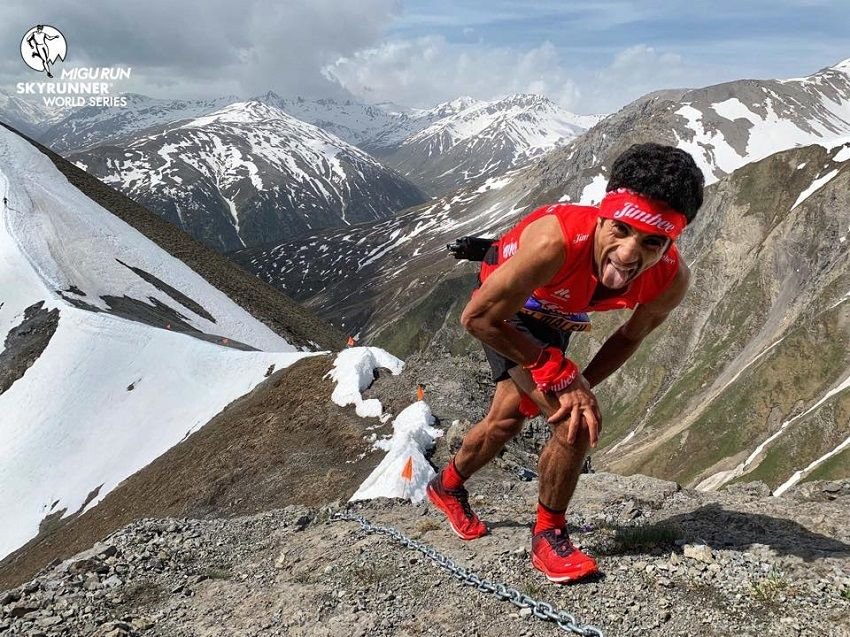 "Zaid Ait Malek Oulkis: ""Sabía que la Olympus Marathon era una carrera para mí"""