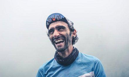 Aritz Egea: 1h25'09'', nuevo récord ida y vuelta al Txindoki desde Ordizia