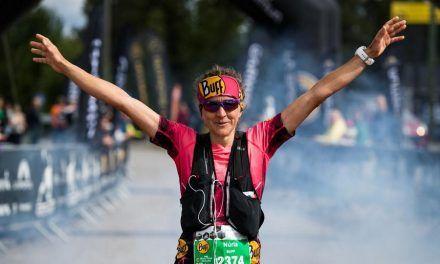 """Núria Picas: """"He llorado de la emoción al ganar en Finlandia, ha sido una carrera muy especial"""""""