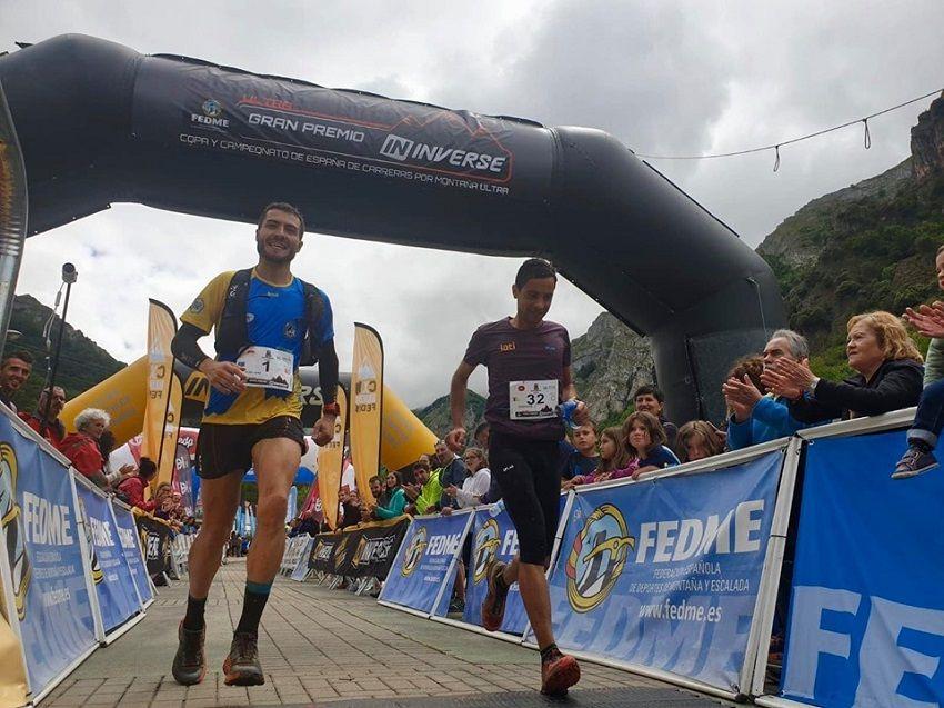 Juanjo Somohano y Gemma Arenas nuevos Reyes de España de las carreras Ultra por Montaña
