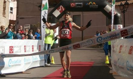 El corredor de montaña Javier García Mascarell suspendido por dopaje