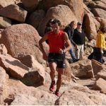 El 'clandestino' Pikes Peak Marathon de Txus Romón en 2011..