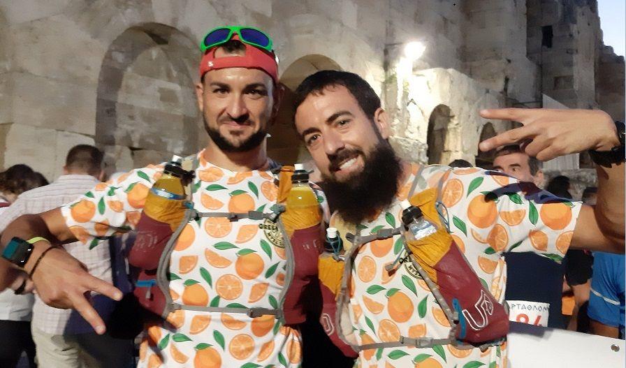 Una docena de españoles ya están corriendo la Spartathlon 2019