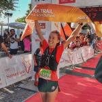 """Virginia Pérez Mesonero: """"Tenía muchas ganas de correr rápido y sentirme atleta en la montaña"""""""