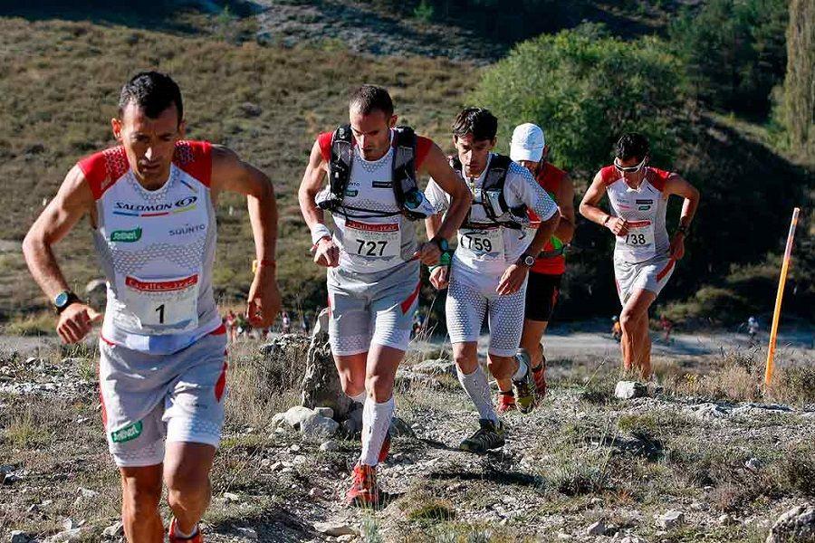 Miguel Heras y Ainhoa Sanz nuestros favoritos en Ultra Pirineu y Sky Pirineu, respectivamente.