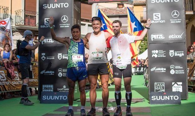 Dmitry Mityaev y Mónica Comas 'estrenan' victoria en Ultra Pirineu