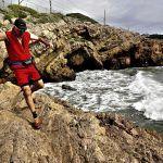 Carles Aguilar correrá 24h por el Alzheimer con los  6.873 escalones del 'Barranc del Infern' como 'postre'