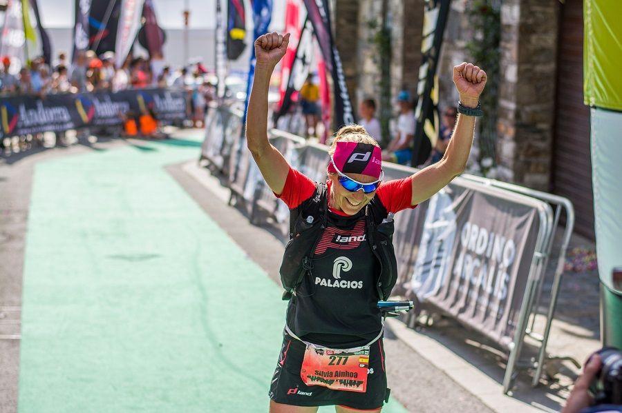 Silvia Trigueros: «Vivir cansado es un buen entreno de cara al Tor des Geants»