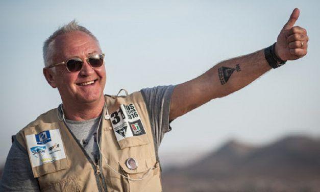 Patrick Bauer, creador del Maratón des Sables, será protagonista de los  Premios Trail Awards de Territorio Trail