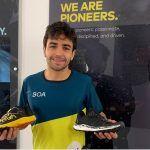 """Alejandro Forcades: """"Con Boa Fit System voy a tener un esponsor de verdad"""""""