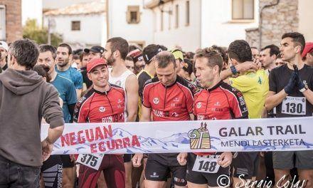 Este domingo la Galar Trail, la carrera por montaña con casi un voluntario por corredor
