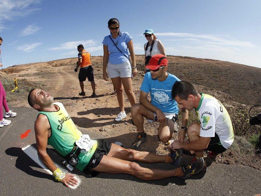 La maldición de las lesiones musculares en el corredor de montaña y ultrafondista
