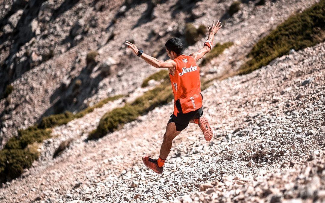 Así 'voló' Zaid Ait Malek Oulkis en su récord a La Sagra