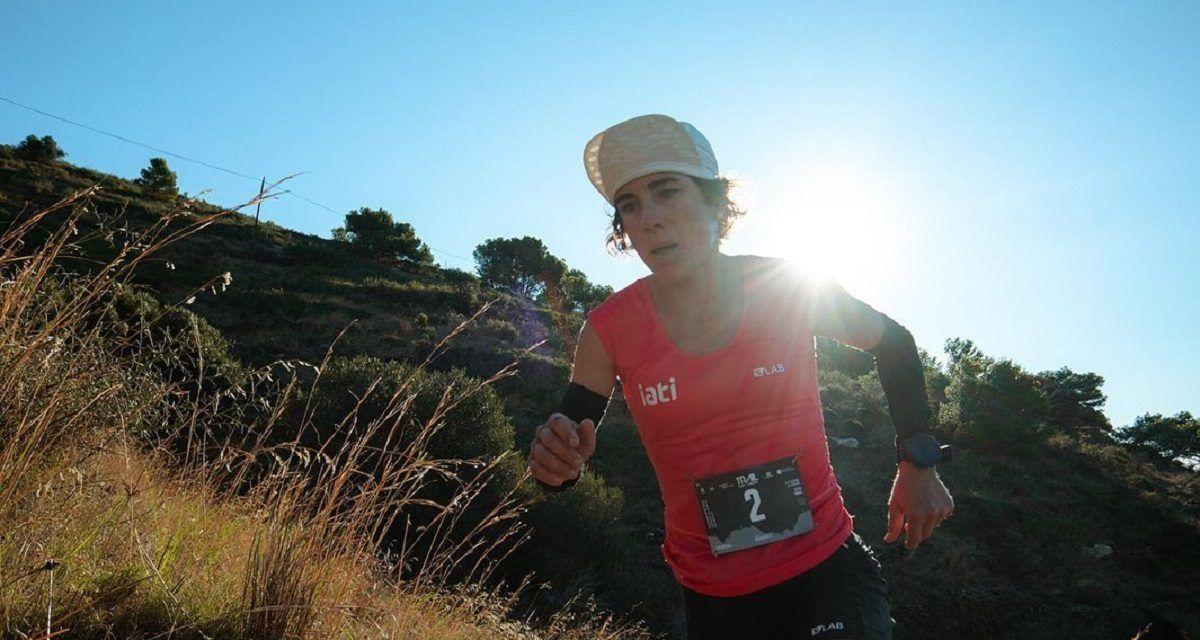 """Ainhoa Sanz: """"Les pediría a FEDME y RFEA que se unieran, nos facilitarían la vida a los corredores"""""""