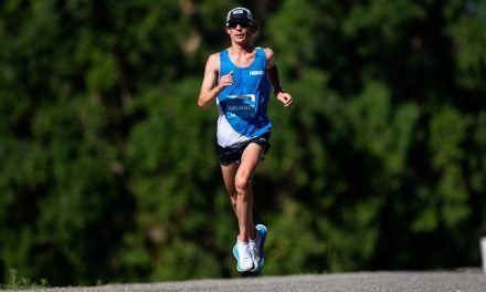 ¿Podrá correr Jim Walmsley los 100km en ruta a 3'40''/km?